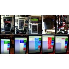 سامانه حسابداری و انبارداری فروشگاه های فست فود مبتکران