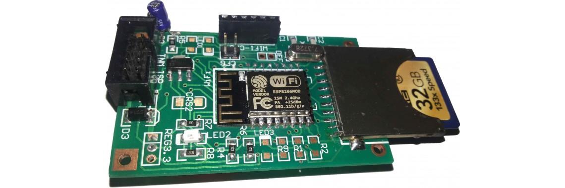 پروگرامر وای فای IOT WiFi AVR Programer