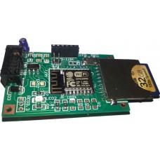 پروگرامر وای فای میکروکنترلر های AVR